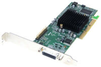 Matrox G550 AGP 32MB F7071-00 G55MADDA32DSF Carte Graphique