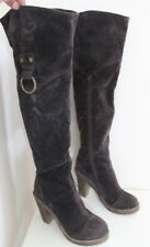 Flyfoz knee high boots women Eur 36 US 5.5 UK 3.5 USED  #452