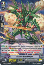 1x Cardfight!! Vanguard Uranus Blaukluger - G-BT10/038EN - R Near Mint