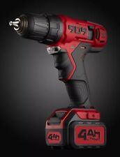 Drill Driver Nine Zero Nine 909 Touch Pro 12V + 4Ah Lithium Battery + Charger