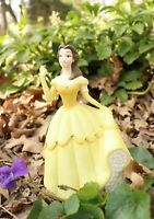Disney's Beauty & The Beast Belle Porcelain, Ceramic Figurine