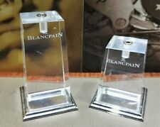 Blancpain Vintage plastic display expositor watches relojes montres