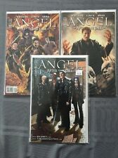 Angel: After The Fall By IDW ISSUE 15 And Rare Exclusive Issue 1 From 2007