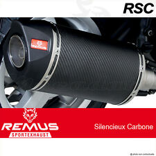 Silencieux Pot échappement Remus RSC Carbone sans Catalyseur KTM 125 Duke 11 >