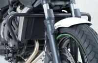 R&G Adventure Bars for Kawasaki Vulcan S 2020 AB0017BK Black in Colour