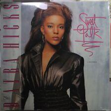 "R&B/Soul Sealed 12"" Lp D'Atra Hicks Sweet Talk On Capitol"