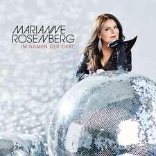 MARIANNE ROSENBERG - Im Namen der Liebe CD neues Album 2020 NEU & OVP