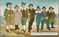 Dawlish. Widdicum Vare. (Fair) Postcards Vintage Colour Lot QS.463