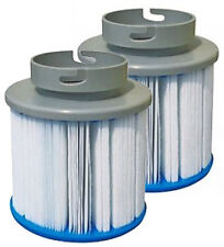 Mspa Filters Twin Pack Camaro Blue Sea Elegance Hot Tub Filter Cartridges Spa