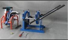 63MM-160MM Two Clamps Hdpe Buttle Welding Machine Pipe Fusion Machine Welder