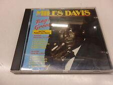 CD  Miles Davis - Bags Groove
