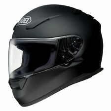 SHOEI RF-1100 FULL FACE MOTORCYCLE HELMET MATTE BLACK XXXLARGE 3XL 0113-0135-09