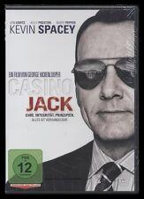 DVD CASINO JACK - KEVIN SPACEY + JON LOVITZ - FINANZ-THRILLER *** NEU ***