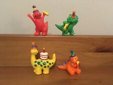 Barney And Friends Mini Figures Birthday Party