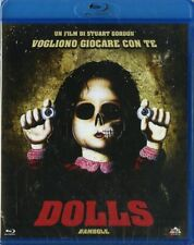 Blu Ray Dolls - Bambole (1987) ........NUOVO