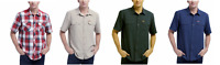 NEW Orvis Men's Short Sleeve Woven Tech Shirt - VARIOUS COLORS & SIZES