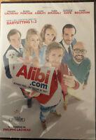 DVD Alibi.com Philippe Lacheau, Didier Bumblebee, (Nuevo en Blíster)