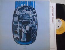 ANNIESLAND SINGERS - Happy Am I ~ VINYL LP + INSERT