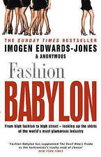 Good, Fashion Babylon, Edwards-Jones, Imogen, Book