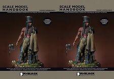 Mr Black Publications Scale Model Handbook:Figure Modelling (5) Paperback Book