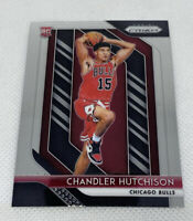 2018-19 Chandler Hutchison Panini Prizm  Rookie RC #70