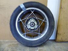 1980 Suzuki GS850 G S815. rear wheel rim 17in