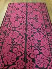 Authentic Hand Knotted Vintage African Wool Kilim Area Rug 7 x 5 Ft
