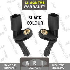 2X Rear ABS SPEED SENSOR For PORSCHE SEAT ALHAMBRA ALTEA LEON TOLEDO 2004-