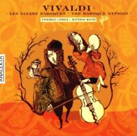 Vivaldi And The Baroque Gypsies [CD]