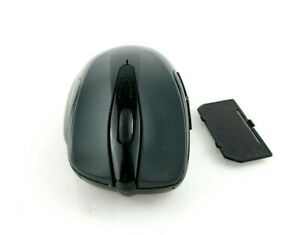 Tecknet Wireless Bluetooth Mouse Gray Dark Color 5 Adjustable Buttons USA Seller