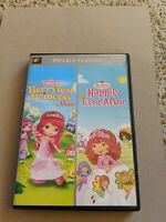 Strawberry Shortcake 2-Pack DVD Berry Princess & Happily Ever After
