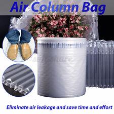 50M Anti-drop Column Bag Roll Plastic Bubble package Protector Wrap Bottle