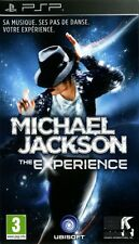 Michael Jackson: The Experience (Sony PSP, 2010) - European Version