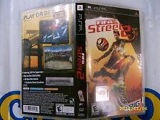 PSP GAME FIFA STREET 2 (ORIGINAL USED)