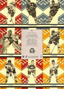 2011-12 OPC O-Pee-Chee Retro Boston Bruins Complete Team Set (24)