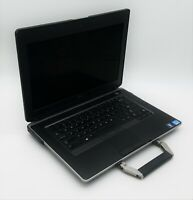 "Dell 14"" Latitude E6430 ATG Intel i7-3540M 3.00GHz 4GB RAM Boot to BIOS NO HDD"