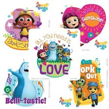 20 Beat Bugs STICKERS Party Favors Birthday Supplies Treat Loot Bags