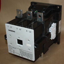 Siemens 3TF56 22-OXRO Contactor 236kw 400A AC-3 AC-415v Coil