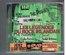 LEGENDES DU ROCK IRLANDAIS CD(NEW) THE POGUES VAN MORRISSON  U2 CRANBERRIES