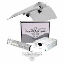 Adjust-a-Wings perturbatrice 600/750W de-HPS réglable Grow Light Kit Hydroponics