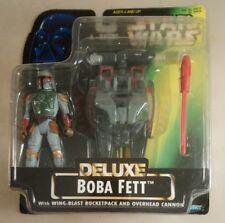 star wars boba fett deluxe figure 69638 boba fett boxed figure
