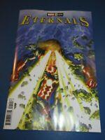 Eternals #1 Great Alex Ross Variant NM Gem Wow Hot new Title