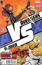 AVX VS #3 AVENGERS VS X-MEN TIE-IN ED MCGUINNESS MARVEL  NM 1st PRINT