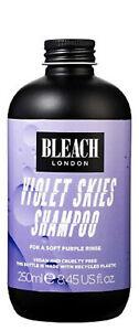 Bleach London VIOLET SKIES Shampoo 250ml