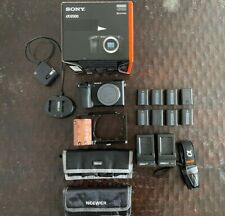 Sony a6500 bundle (low shutter count)