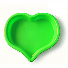 Silicone Heart Baking Mould Large & Deep Chocolate Setting Valentine Cake