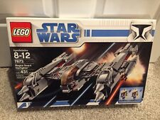 Brand New LEGO Star Wars The Clone Wars MagnaGuard Starfighter (7673)
