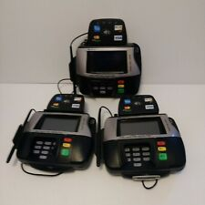 Lot of 3 Verifone Mx860 Point Of Sale Credit Card Terminal M094-409-01-Rc w/ Pen