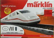 Marklin My World 29200 ICE Starter Set *Battery Powered w/Remote* NOS