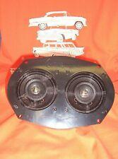 1955 1956 Chevy Radio Speaker Brace Bracket Belair Sedan Wagon Hardtop Nomad